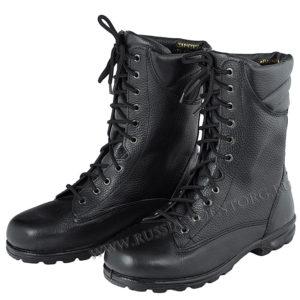 Ботинки с высоким берцем солдатские