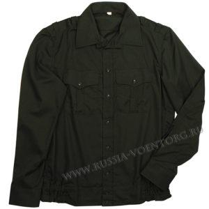 Рубашка форменная защитного цвета дл\р из рубашечной ткани РИП-Стоп