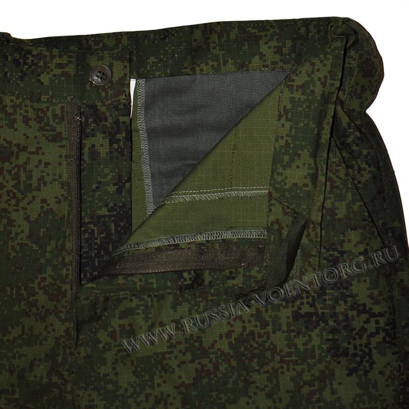 Костюм летний полевой ВКБО(на молнии)ткань Rip-Stop
