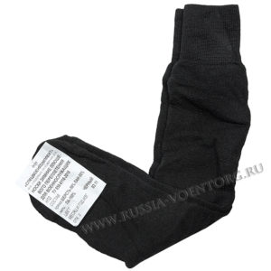 Носки зимние плюшевые под берцы