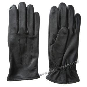 Перчатки кожаные с трикотажной п/ш подкладкой