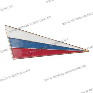 Флаг уголок металлический