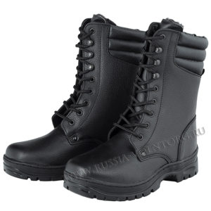 Ботинки с высоким берцем зимние